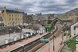 Wikipedia - Conwy railway station