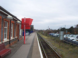 Wikipedia - Cookham railway station