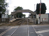 Wikipedia - Cooksbridge railway station