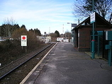 Wikipedia - Ammanford railway station