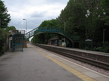 Wikipedia - Cottingham railway station