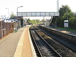Wikipedia - Cradley Heath railway station