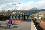 Wikipedia - Crianlarich railway station