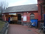 Wikipedia - Cricklewood railway station