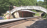 Wikipedia - Cromford railway station