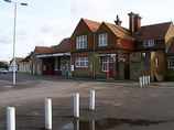 Wikipedia - Crowborough railway station