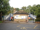 Wikipedia - Crowhurst railway station