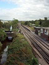 Wikipedia - Crowle railway station
