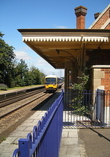 Wikipedia - Culham railway station