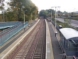 Wikipedia - Dalgety Bay railway station