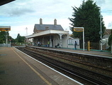 Wikipedia - Angmering railway station