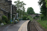 Wikipedia - Danby railway station