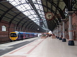 Wikipedia - Darlington railway station