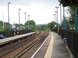 Wikipedia - Darton railway station
