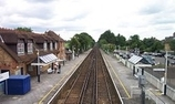 Wikipedia - Datchet railway station