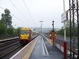 Wikipedia - Anniesland railway station