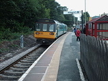 Wikipedia - Denby Dale railway station