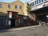 Wikipedia - Deptford railway station