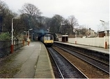 Wikipedia - Disley railway station