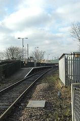 Wikipedia - Dodworth railway station