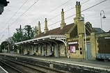 Wikipedia - Downham Market railway station