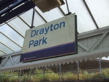 Wikipedia - Drayton Park railway station
