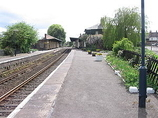 Wikipedia - Driffield railway station