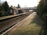 Wikipedia - Droitwich Spa railway station