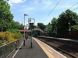 Wikipedia - Drumchapel railway station