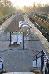 Wikipedia - Duffield railway station