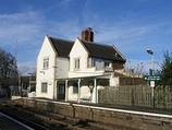 Wikipedia - Mottisfont & Dunbridge railway station