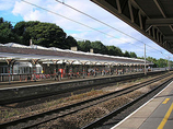 Wikipedia - Durham railway station