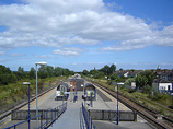Wikipedia - Eaglescliffe railway station