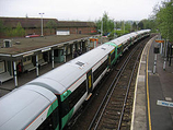 Wikipedia - East Grinstead railway station