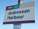 Wikipedia - Ardrossan Harbour railway station