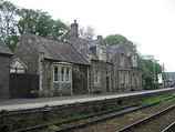 Wikipedia - Eggesford railway station