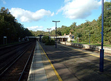 Wikipedia - Elmstead Woods railway station