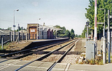 Wikipedia - Elmswell railway station