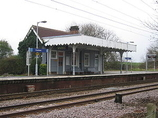Wikipedia - Elsenham railway station