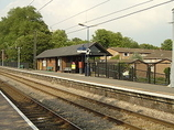 Wikipedia - Erdington railway station