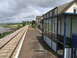 Wikipedia - Exton railway station
