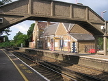 Wikipedia - Eynsford railway station