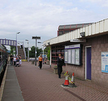 Wikipedia - Falkirk Grahamston railway station