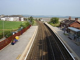 Wikipedia - Arnside railway station