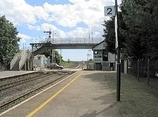 Wikipedia - Ferryside railway station
