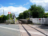 Wikipedia - Ffairfach railway station