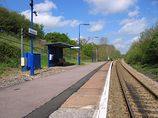 Wikipedia - Finstock railway station