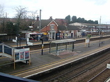 Wikipedia - Flitwick railway station