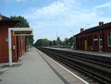 Wikipedia - Formby railway station