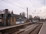 Wikipedia - Foxton railway station